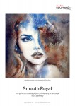 Photographic paper Solution Fine Art Smooth Royal  (300 gsm) Ultra White