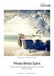 Photographic paper Solution Fine Art Photo White Satin  (270 gsm) Ultra White