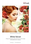 Photographic paper Solution Fine Art White Velvet (270 gsm) White