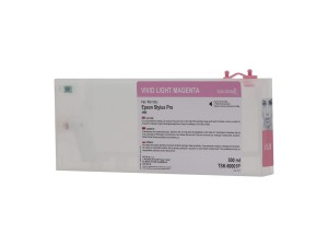 Empty refillable cartridge for Epson Stylus Pro 4880 vivid light magenta (300ml)
