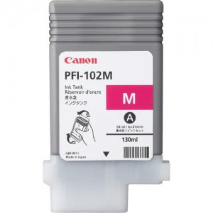 Canon Ink Magenta PFI-102, 130 ml