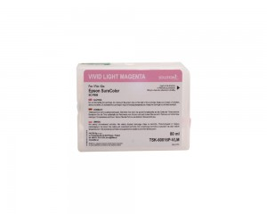 Empty refillable cartridge for Epson SC P800 vivid light magenta (80ml, 250ml)