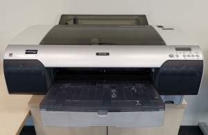 Epson Stylus Pro 4880 / Atramenty Solution Graphic