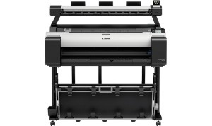 Integrated Printer Canon imagePROGRAF TM-300 MFP L36ei, printer stand / scanner