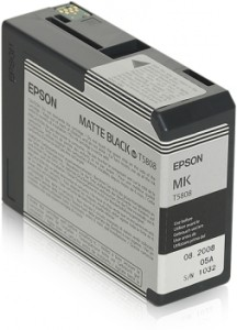 ATRAMENT EPSON 3800/3880 MATTE BLACK 80ml
