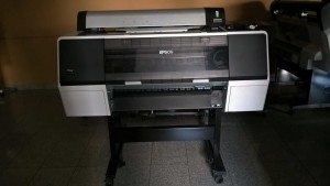 Epson Stylus Pro 7890 with Solution Graphic