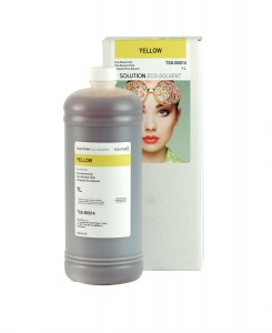 Solution Eco-Solvent YELLOW 1000 ml