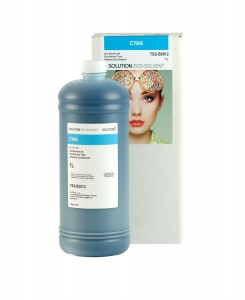 Solution Eco-Solvent CYAN 1000 ml