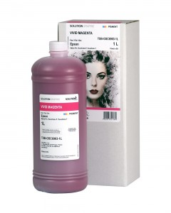 Solution Graphic ink in bottles for Epson (250 ml, 500 ml, 1000 ml) vivid magenta