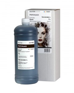Solution Graphic ink in bottles for Epson (250 ml, 500 ml, 1000 ml) photo black