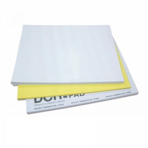 Solution antistatic cleaning paper (Format: A4, 50 sheets)