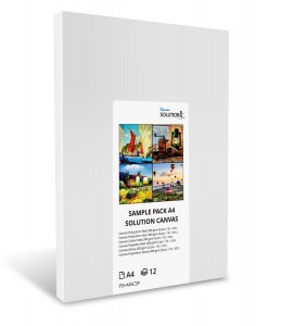 Sample Pack A4 Solution Canvas