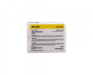 Empty refillable cartridge for Epson SC P800 yellow (80ml, 250ml)
