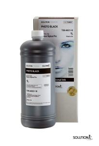 Solution Premium photo black