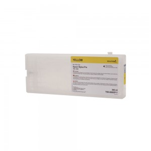 Empty refillable cartridge for Epson Stylus Pro 7800/9800 yellow (350ml)