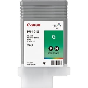 Canon ink green PFI 101G, 130 ml