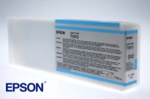 EPSON INK FOR 11880 LIGHT CYAN 700 ML