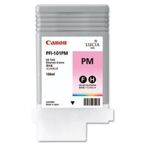Canon ink photo magenta PFI 101PM, 130 ml