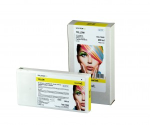 Solution CLi ink for Fujifilm Frontier-S DX100 yellow 200 ml