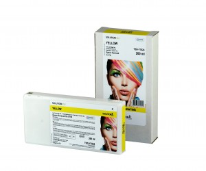 SOLUTION CLi INK FOR  EPSON SURE LAB D-700 YELLOW 200 ML