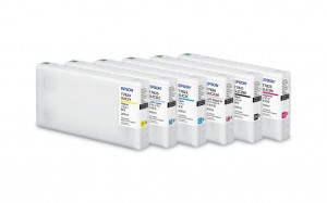 ATRAMENT EPSON DO EPSON SURELAB SL-D700 BLACK 200ML